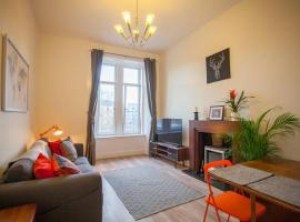 Фотография гостиницы: Bright, airy flat in the heart of Partick/West end