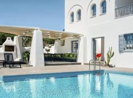 A picture of the hotel: Aeolos villa with pool