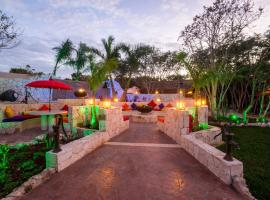 Hotel photo: Serenity Eco Luxury Tented Camp All Inclusive