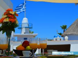Hotel photo: 3 BEDROOMS LARGE VERANDA AYIA NAPA HARBOUR