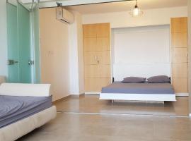 Hotel photo: Appartement Mahdia Beach