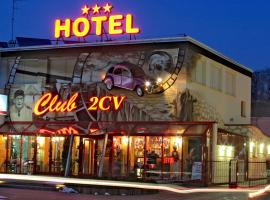 Hotel Photo: Hotel 2CV