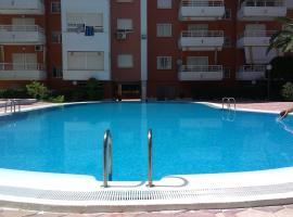 Hotel photo: Apartamento para familias y parejas