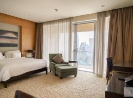 Hotel photo: Studio Apartment In The Address Dubai Mall