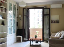 Hotel fotografie: Apartment Avinguda Diagonal
