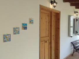 Hotel photo: Mallios Home FLOKA close to Ancient Olympia