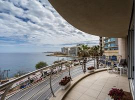 Hotel photo: Stupendously situated Apartment Large Terrace Seaviews