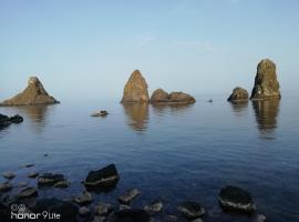 Foto di Hotel: Casa vacanza mare di Ognina