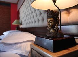 Hotel photo: Hotel Simfonia