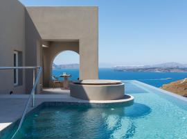 A picture of the hotel: Arota Exclusive Villas