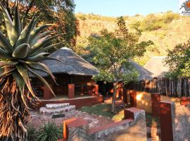 Hotel photo: Mashovhela Bush Lodge