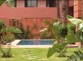 Hotel near Marrocos