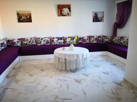 Foto do Hotel: Casa muy ideal para vacaciones en pleno centro de larache zona muy bien comunicada muy tranquila