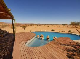 Hotel photo: Solitaire Desert Farm