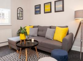 Hotel photo: Stylish and most central 2 bed City Centre Apartment