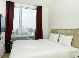 Hotel photo: Luxurious 3BR Apartment at FX Residence Sudirman By Travelio