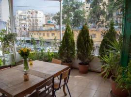 Hotel fotoğraf: Mar Mikhael 2BD Rooftop & Terrace