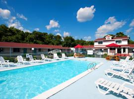 Hotel photo: Economy Motel Inn and Suites Somers Point