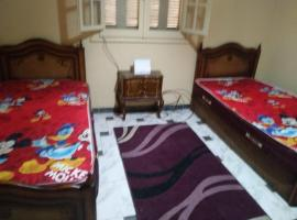 Hotel photo: شقة لوكس بشارع النصر سموحة