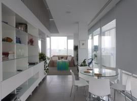 Fotos de Hotel: Loft with a spectacular view