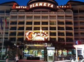 Hotel photo: Apartament Studio - Hotel Planeta