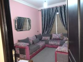 Hotel photo: Appartement meublé geznaya