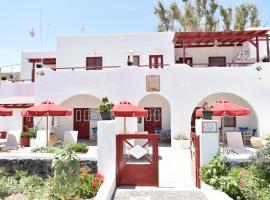 Hotel photo: Ostria Beach Studios