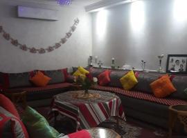Hotel photo: زنقة عزيز بلال شقة