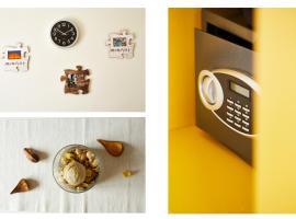 Hotel photo: Centrally sunny apartment