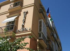 Hotel photo: Hostal Bahía