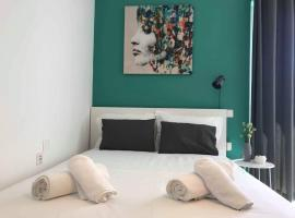 מלון צילום: Cozy studio in the heart of Heraklion