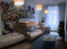 Hotel photo: Belvárosi tágas apartman