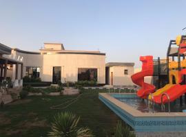 Hotel photo: شاليهات النورات