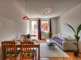 A picture of the hotel: Apartment Budapest Peace