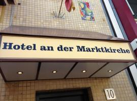 A picture of the hotel: Hotel an der Marktkirche