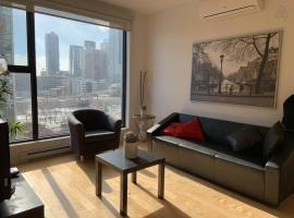 Hotel photo: Modern Condo few Steps away from Old Port on 11th!