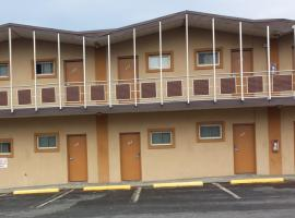 A picture of the hotel: Hallmark Motel