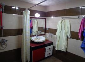 Hotel near Шекі