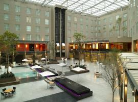 A picture of the hotel: Courtyard by Marriott Mexico City Airport