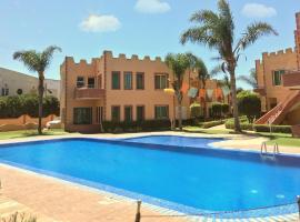 Hotel photo: RIAD SIDI BOUZID - Luxury apartment - beach lovers - Best Deal