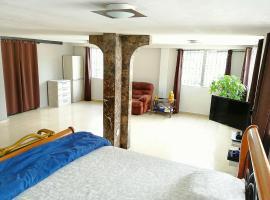 Hotel photo: Bluegong Panamá Apartment Studios
