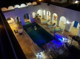 Hotel photo: Spacieuse villa houch zone touristique Midoun