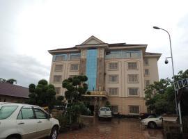 Hotel near Kratié