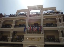 Hotel near Kampong Cham