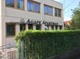 Hotel photo: Agape Apartman Hajdúszoboszló