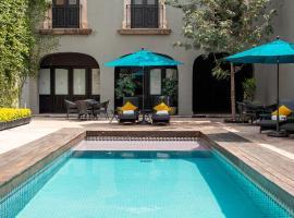 Hotel photo: Mesón de Santa Rosa Luxury Hotel