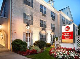 Hotel photo: Best Western PLUS Morristown Inn