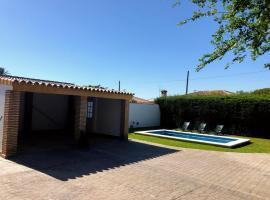 호텔 사진: Chalet Pago del Humo con piscina