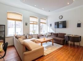 酒店照片: Luxury Central Newcastle Apartment 20