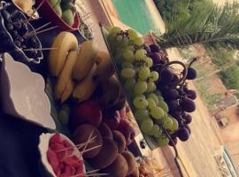 Hotel photo: Chez Reda Palmeraie Marrakech